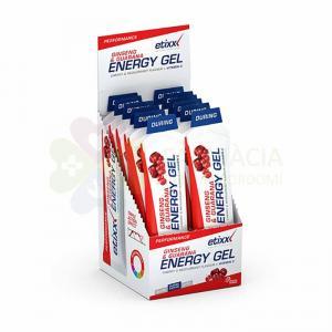 GINSENG & GUARANA ENERGY GEL