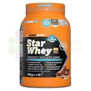 Star Whey perfect Isolate 100%, 100% de proteína de suero aislado de la calidad más pura Carbery® Isolac 90 obtenido al 100% por ultra-microfiltración de flujo cruzado a (Cross-Flow Microfiltración CFM™)