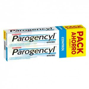 PAROGENCYL ENCIAS CONTROL DENTIFIRCO DUPLO 2X125ML