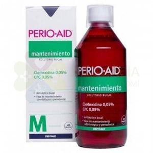 PERIO AID 0.12 MANTENIMINETO Y CONTROL 500ML